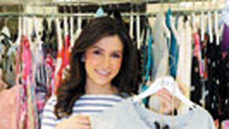 La shopping cu Oana Frigescu