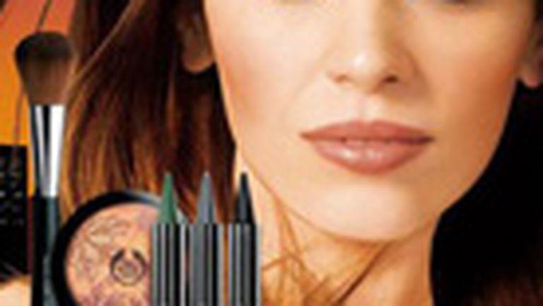 The Body Shop, experienta online
