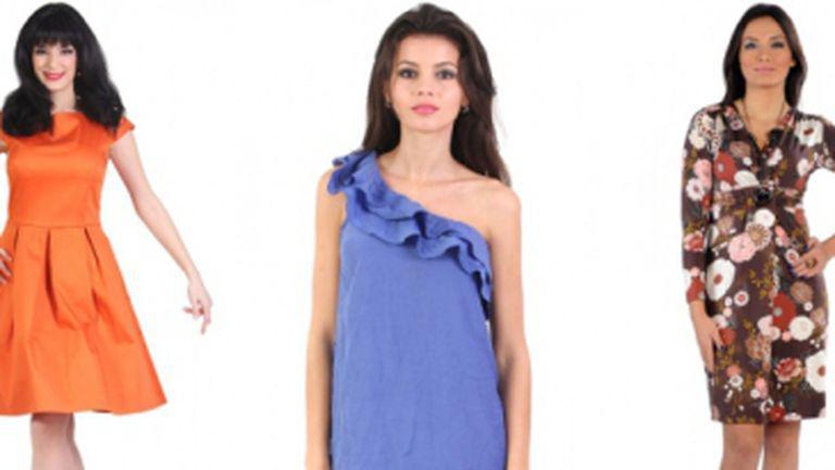 Paşte 2012: 6 rochiţe chic sub 100 lei