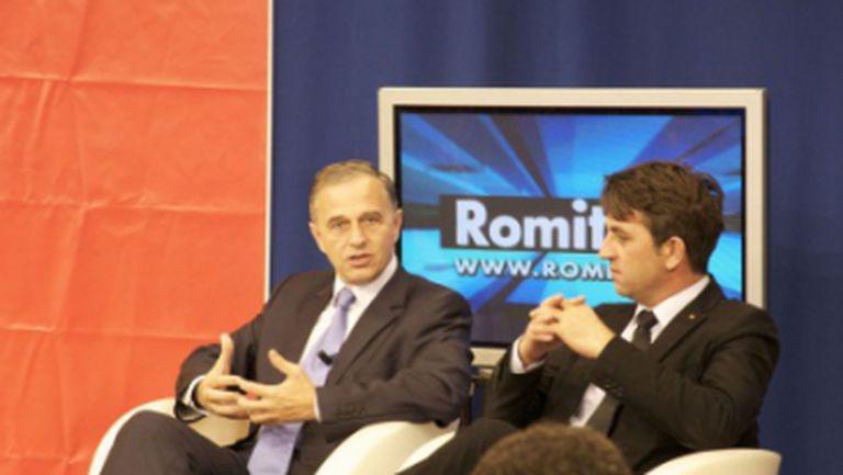 Prima televiziune româno – italiană s-a lansat oficial la Roma