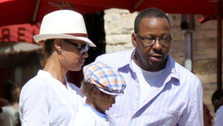 Bobby Brown, fostul soţ al lui Whitney Houston, se recăsătoreşte