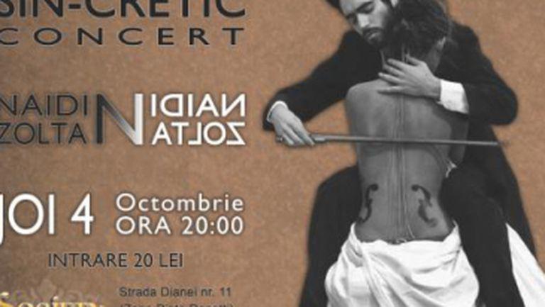Concert inedit: Folk-Jazz în limba poezească