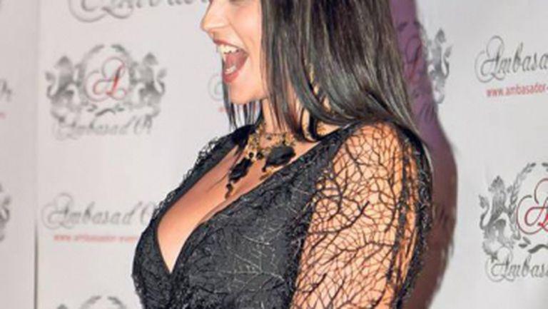 Andreea Marin ar vrea să prezinte o emisiune pentru românii din Spania
