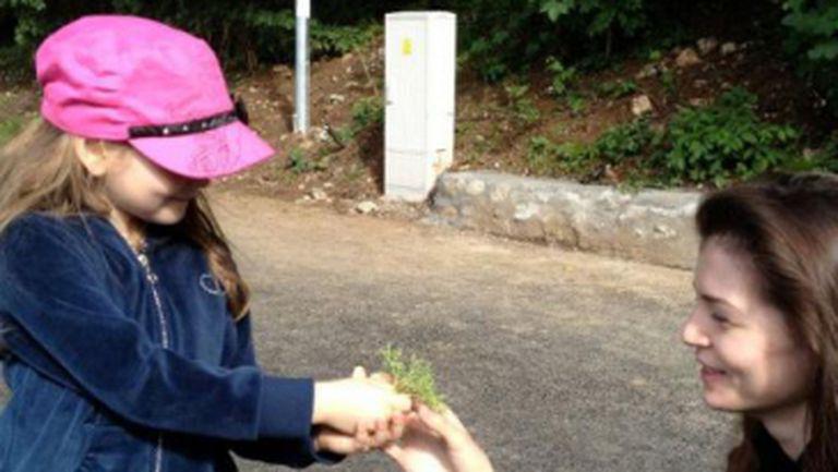 Monica Gabor: Mesajul emoţionant despre fetiţa ei, Irina