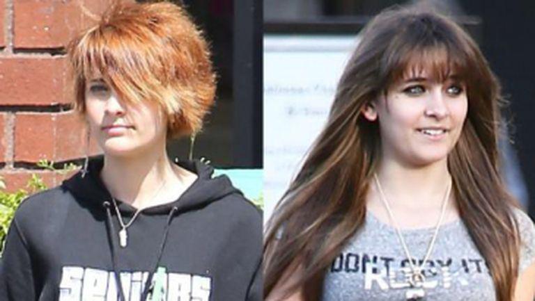Schimbare de look: Uite cum arată acum Paris, fata lui Michael Jackson