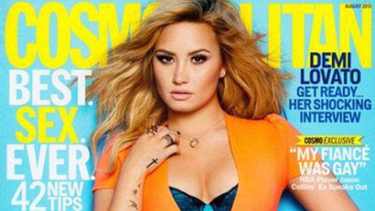 Demi Lovato, secrete din copilărie. A vrut să se sinucidă la 7 ani!