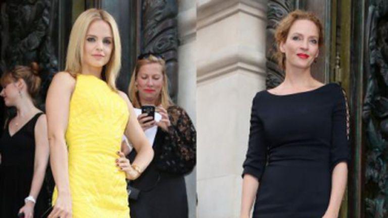 Săptămâna Modei la Paris. Cum s-au îmbrăcat vedetele pe covorul roşu