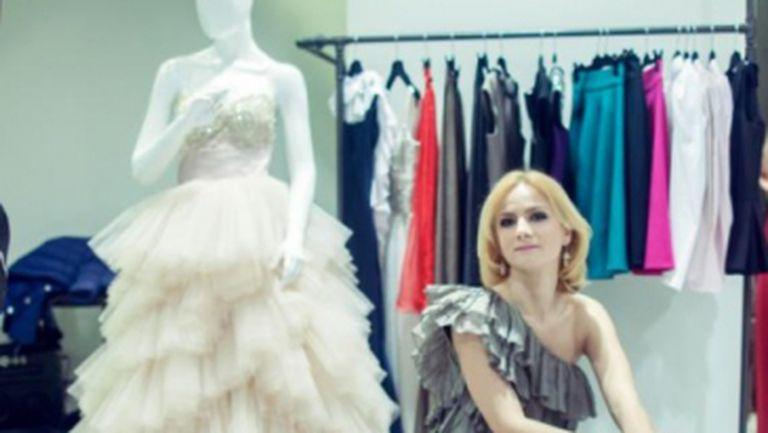 Deea Buzdugan, povestea unui designer vestimentar de succes