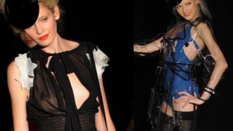 Hot Couture: Sexualitatea în dormitor sau pe catwalk?