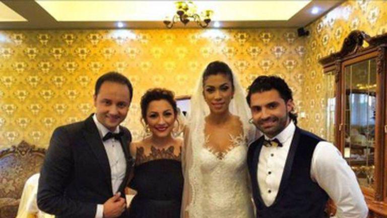 Copilul unei vedete tv, marcat de nunta lui Pepe cu Raluca?