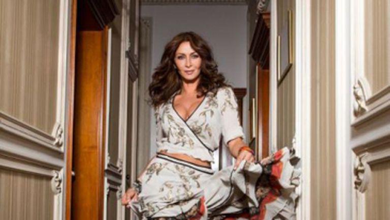 Mihaela Rădulescu, picioare de adolescentă la 45 de ani. Cum reuşeşte