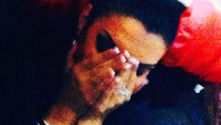 Tonciu, crize de isterie înainte de operaţia de tăiere a nasului! Imagini incredibile!
