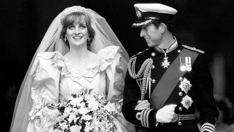 Nunta Printesa Diana si Printul Charles