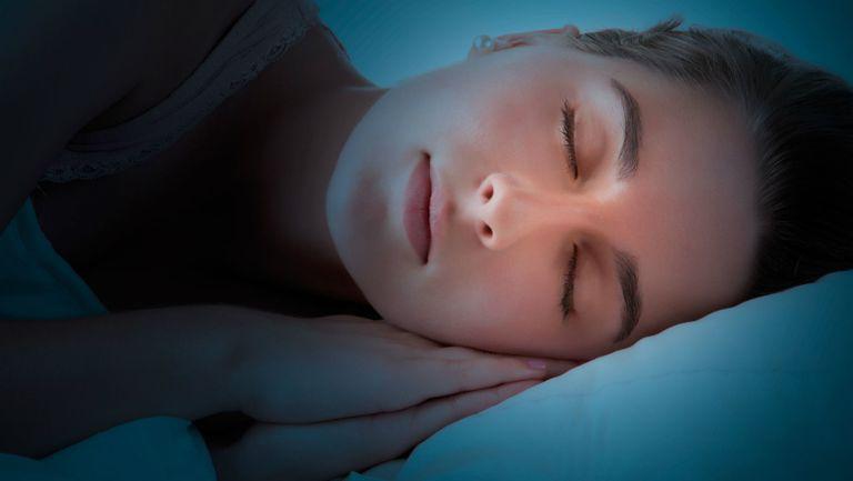 Femeie dormind