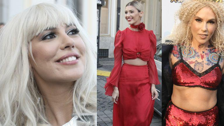 Stiliştii Elle comentează look-urile vedetelor de la Media Music Awards