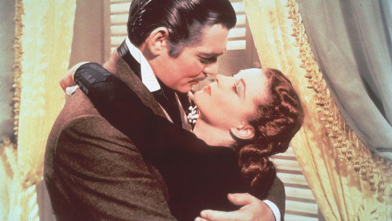 Clark Gable si Vivien Leigh