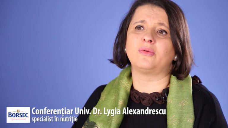 Conferențiar Universitar Dr. Lygia Alexandrescu, specialist în nutriție, ne-a vorbit despre influența ambalajelor de plastic asupra apei îmbuteliate.
