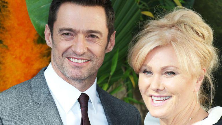 Hugh Jackman și Deborra- Lee Furness