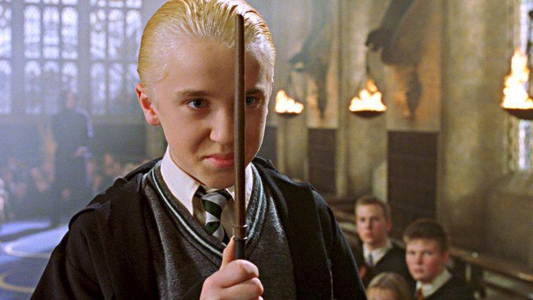 Tom Felton in Harry Potter