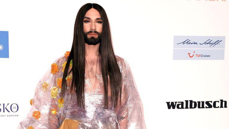 Conchita Wurst virusul hiv