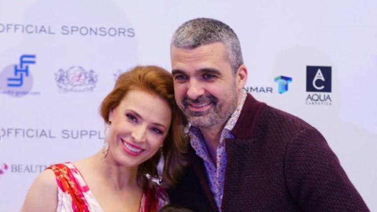 Aurelian Temisan si Monica Davidescu