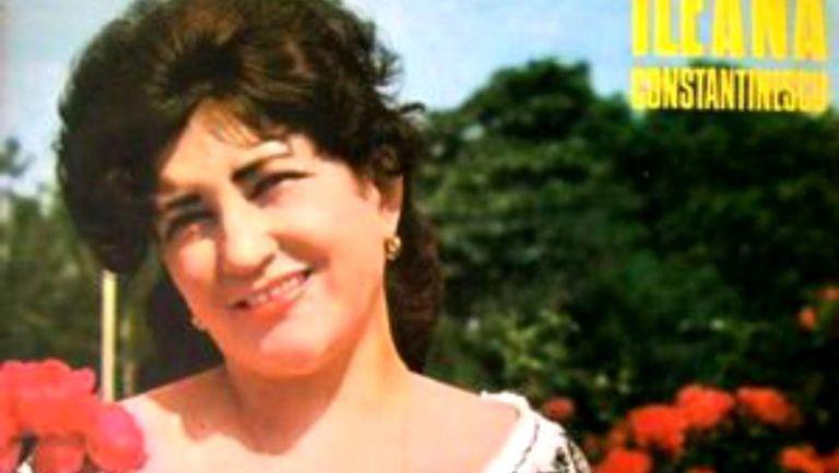 Ileana Constantinescu a murit
