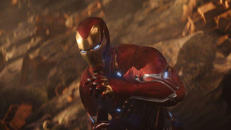 costumului lui Iron Man