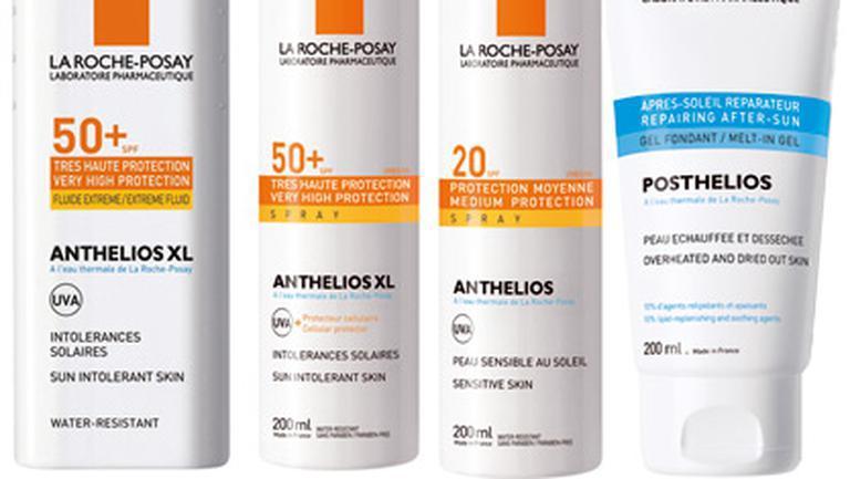 Protectie solara cu Anthelios XL – La Roche-Posay