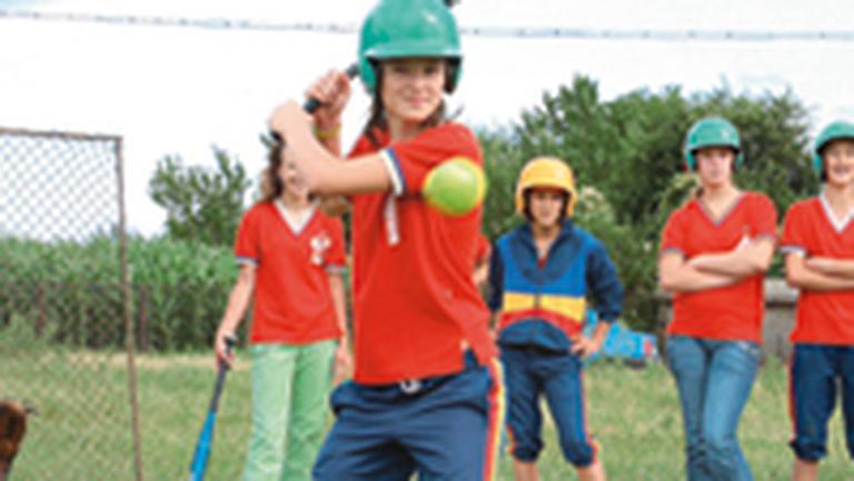 Campioanele de baseball din Sabaoani