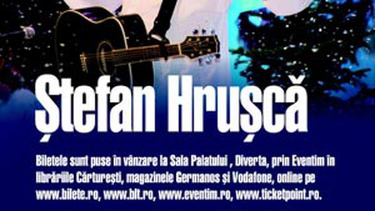Stefan Hrusca – Concert de colinde