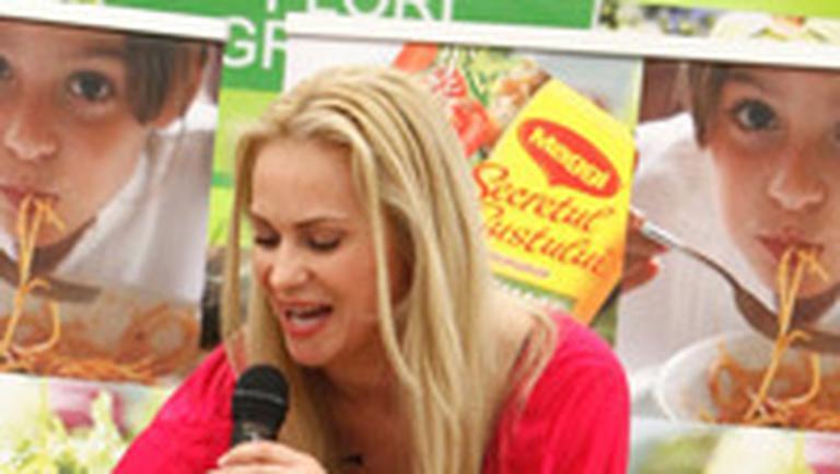 Maggi si Paula Chirila lanseaza primul concurs de mima culinara din Romania!