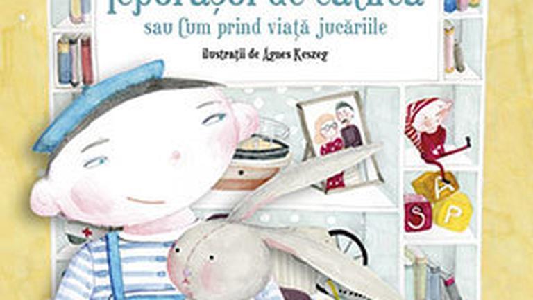 Iepurasul de catifea (carte pentru copii)