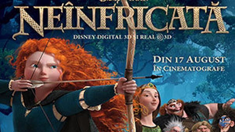Neinfricata / Brave – O noua productie Disney