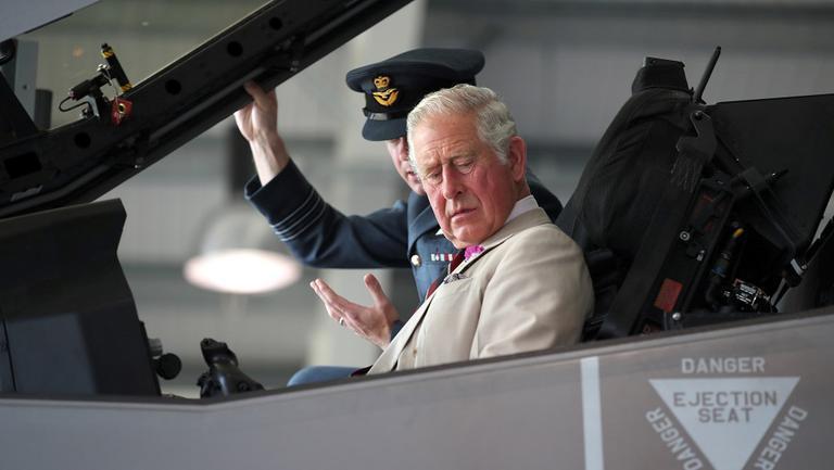 Prințul Charles, ținta unei tentative de asasinat