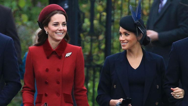 Meghan Markle nu a participat la ziua de naștere a lui Kate Middleton