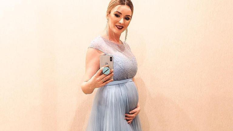 Diana Dumitrescu este însărcinată