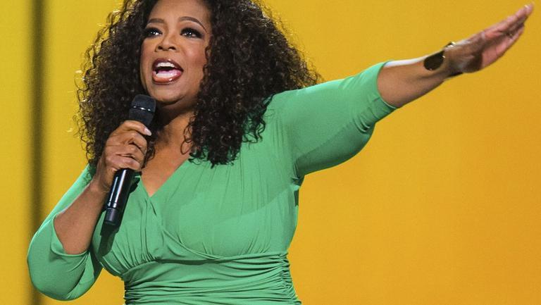 Cuvintele lui Oprah Winfrey îți dau putere să mergi mai departe