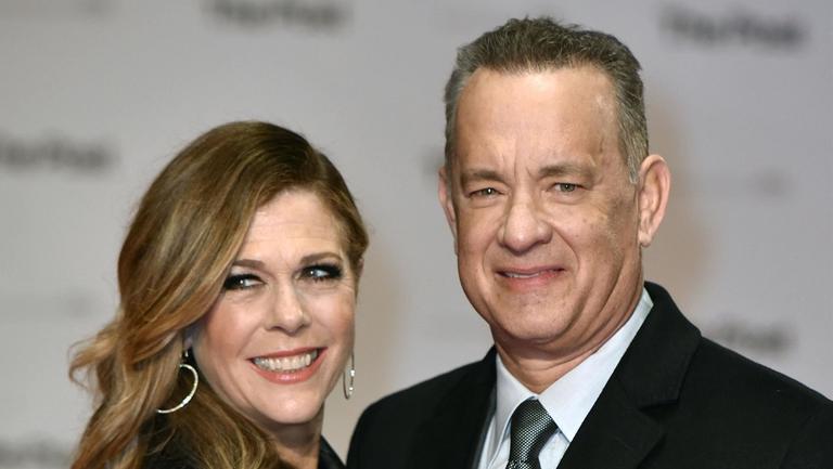 Tom Hanks și Rita Wilson, 2018