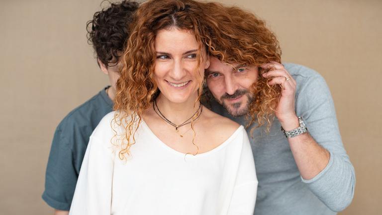 Andrei, Andreea și Eric Aradits