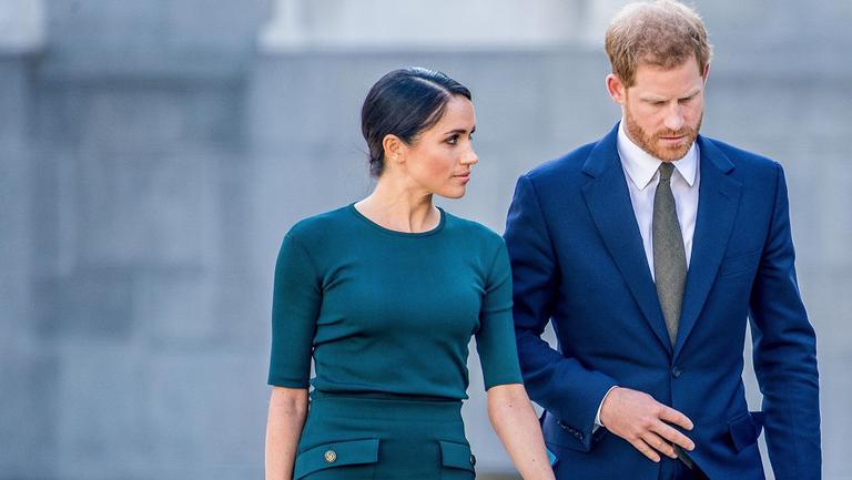 Meghan Markle și Prințul Harry