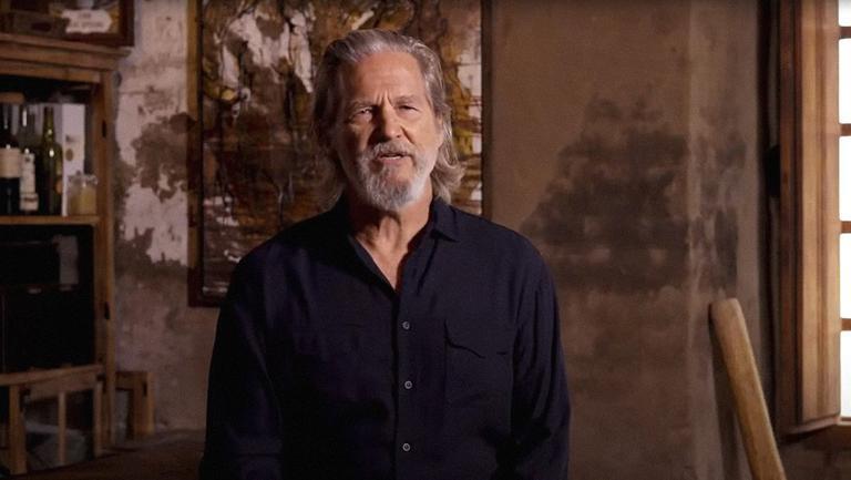 Actorul Jeff Bridges a anunțat luni că suferă de limfom