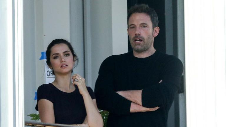 Ben Affleck joacă într-un thriller erotic cu iubita sa, Ana de Armas