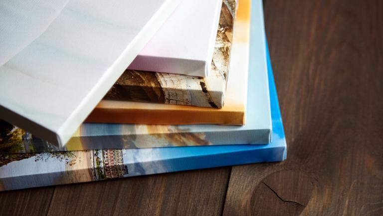 (P) Tablourile Canvas. Idei de cadouri pentru întreaga familie