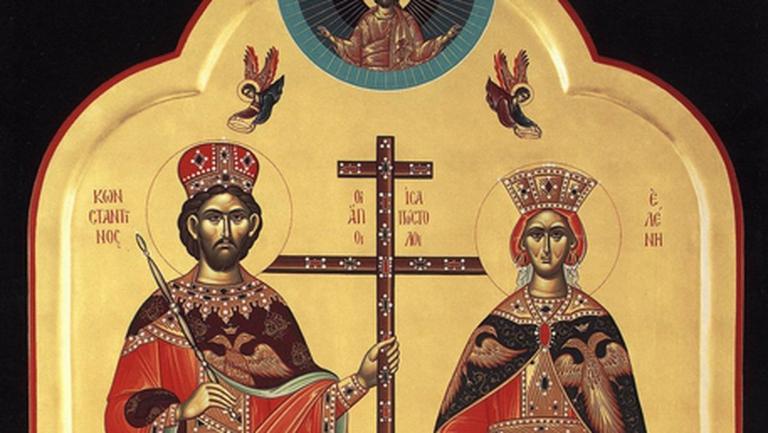 Mesaje de Sfinţii Constantin şi Elena