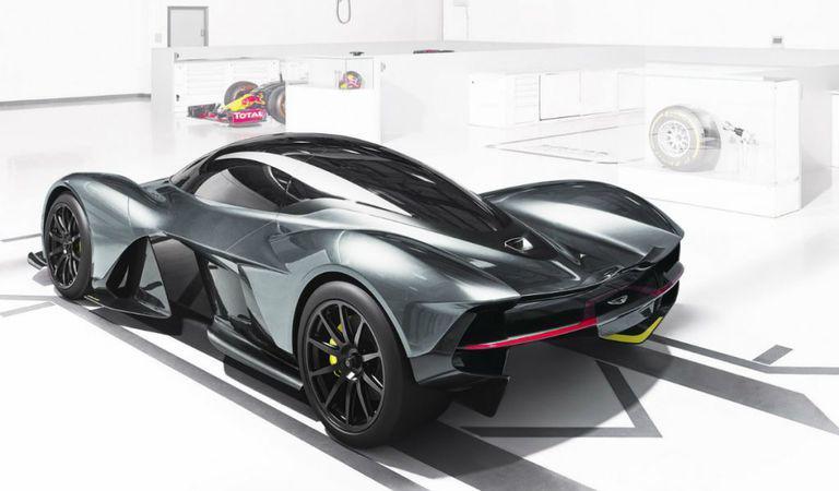 Toate exemplarele Aston Martin AM-RB 001 au fost deja rezervate