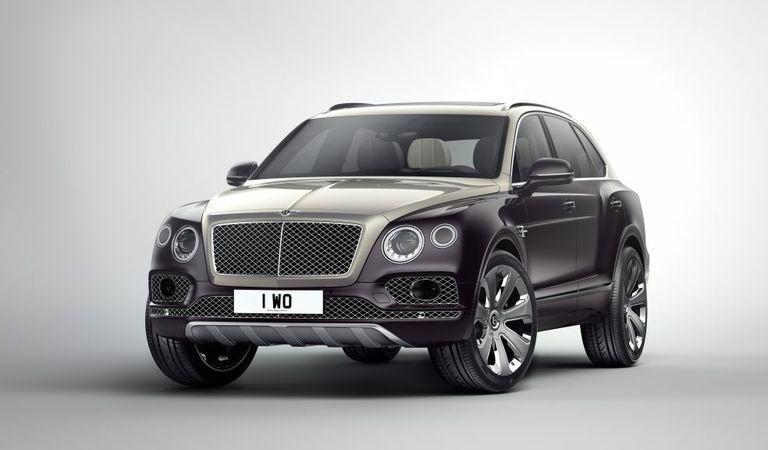 Ce poate fi mai scump decât un Bentley Bentayga? Un Bentayga Mulliner