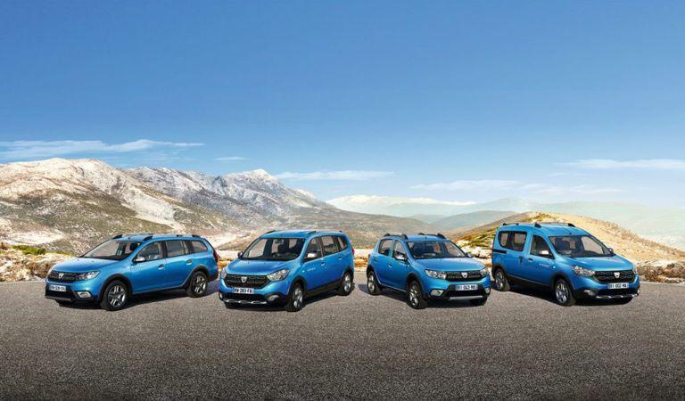 Aproximativ 45% din totalul vehiculelor noi cumpărate în anul 2019 prin Programul Rabla au fost produse de Dacia
