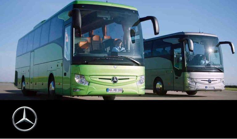 Mercedes-Benz lansează noul autocar Tourismo – prezentare video