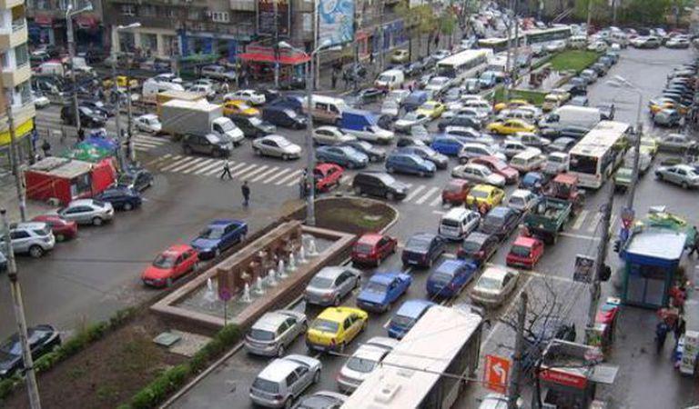 Aproape 80% din vehiculele din România sunt mai vechi de 10 ani