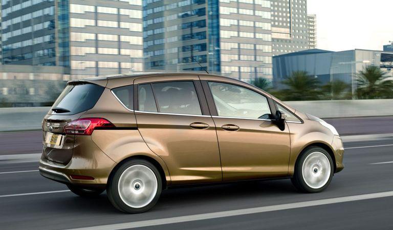 Adio, B-Max: Ford oprește producția micului monovolum la Craiova